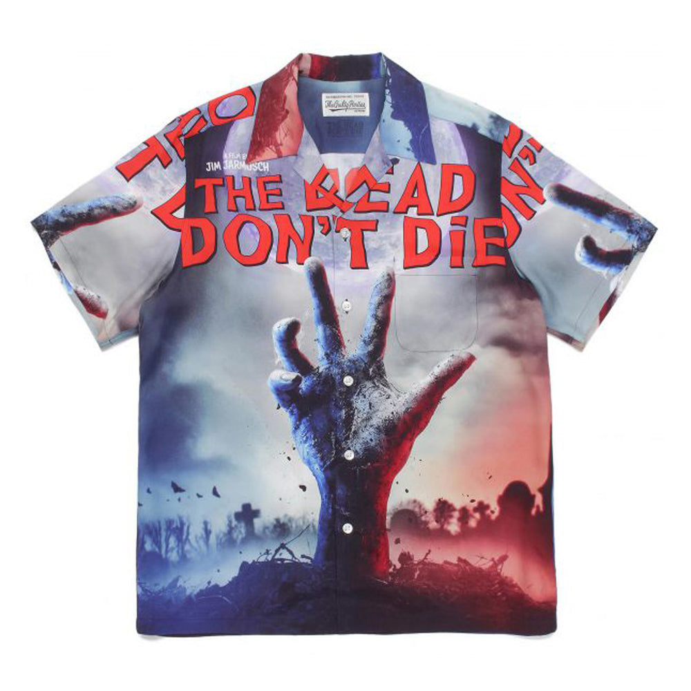 Jim Jarmusch「The Dead Don't Die」/ Hawaiiann Shirt