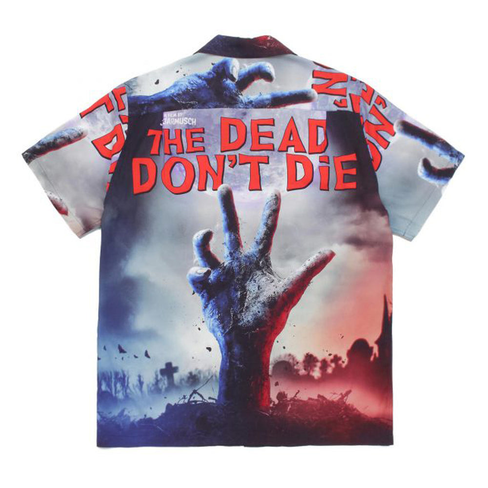 Load image into Gallery viewer, Jim Jarmusch「The Dead Don't Die」/ Hawaiiann Shirt