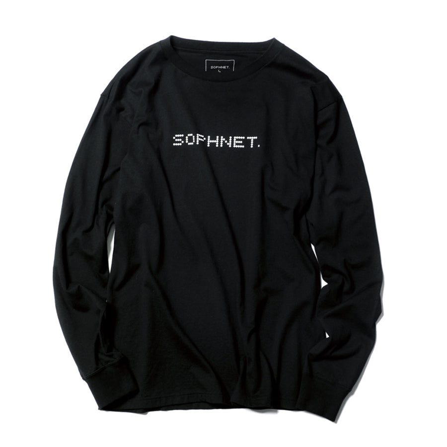 L/S Authentic Logo Tee