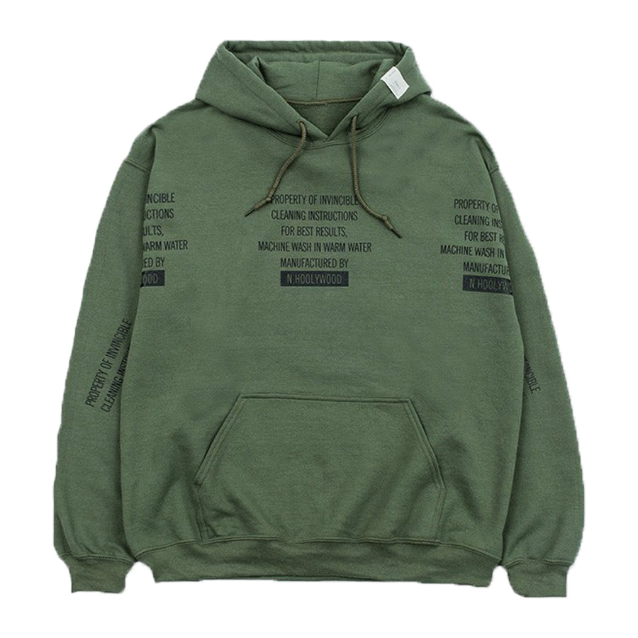 Load image into Gallery viewer, N. Hoolywood x Invincible Hoodie - INVINCIBLE