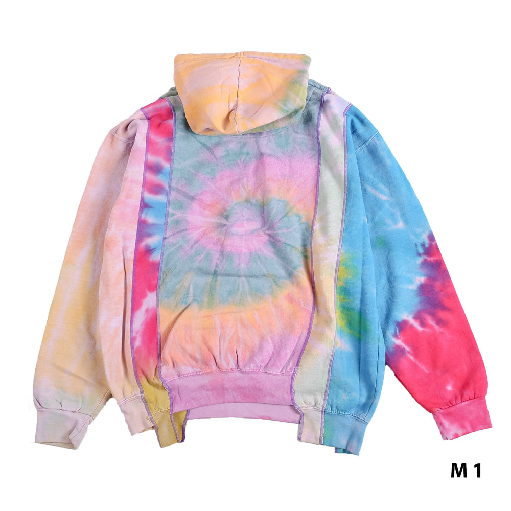 Load image into Gallery viewer, 5 Cuts Hoody - Tie Dye