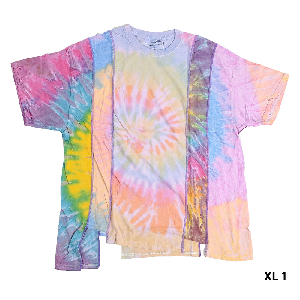 Load image into Gallery viewer, 5 Cuts S/S Tee - Tie Dye