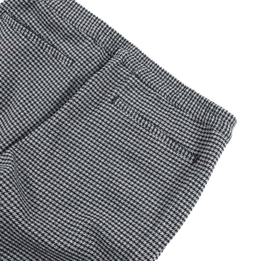 Load image into Gallery viewer, 1 Tuck Wide Tapered Check Pants