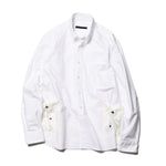 Side Pocket Big B.D Shirt - INVINCIBLE