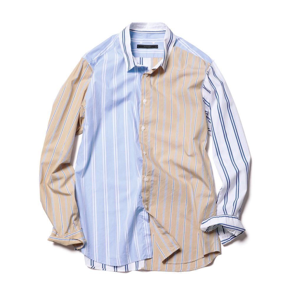 Multi Regular Collar Shirt - INVINCIBLE