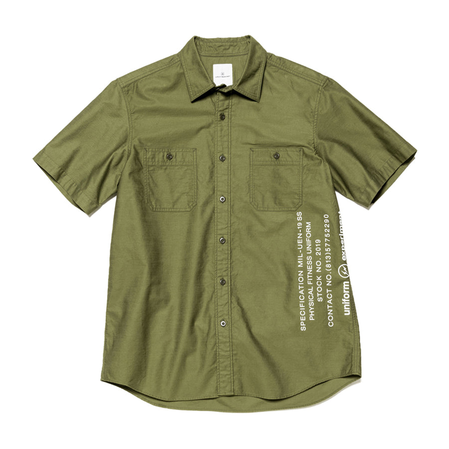 S/S Utility Shirt - INVINCIBLE