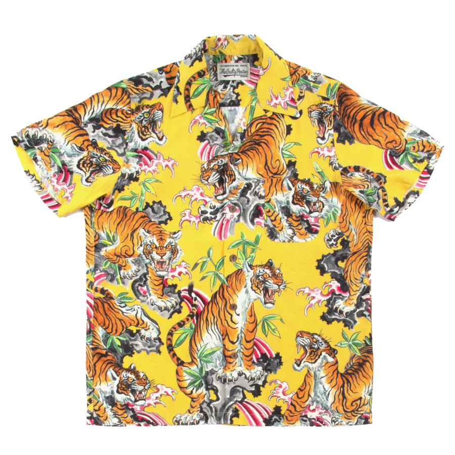 Tim Lehi / S/S Hawaiian Shirt ( Type-2 )