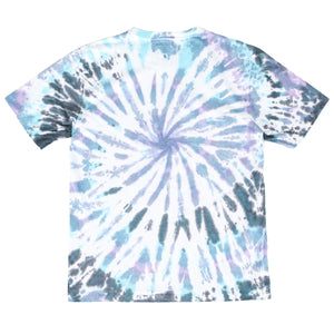 Load image into Gallery viewer, Tuff Gong / TIie Dye Crew Neck T-Shirt ( Type-1 )