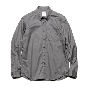 Load image into Gallery viewer, Gabardine Embroidery Logo B.D Shirt - INVINCIBLE