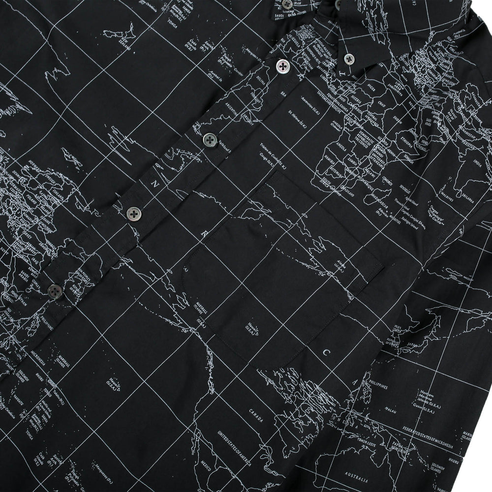 Load image into Gallery viewer, World Map BD Shirt