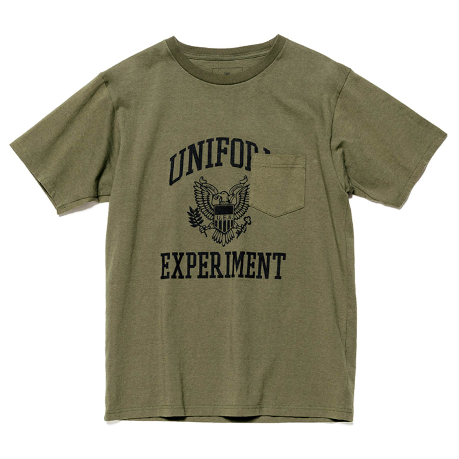 UEN Eagle Pocket Tee