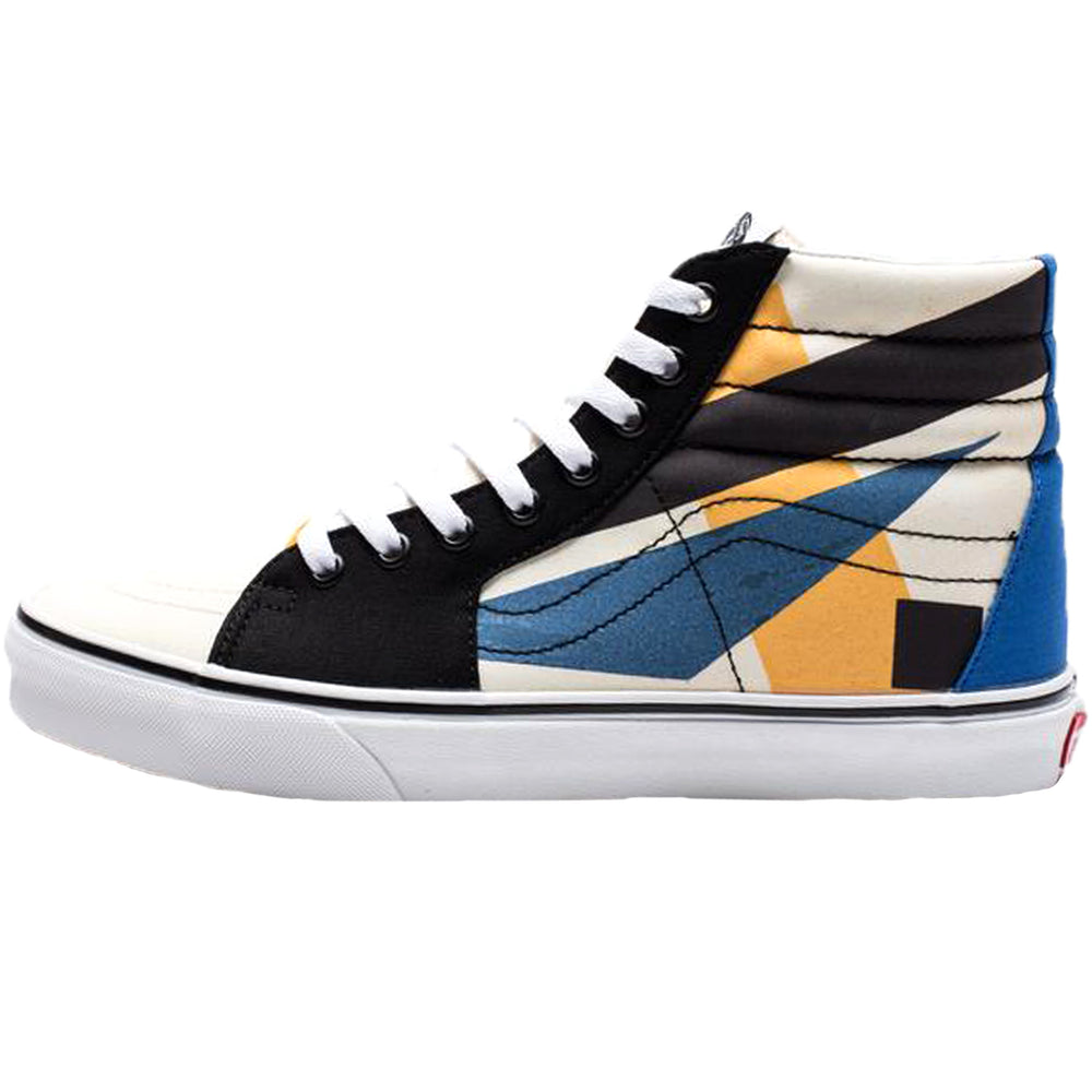 "Load image into Gallery viewer, MoMA x Vans UA SK8-Hi Lyubov Popova ""Untitled"""