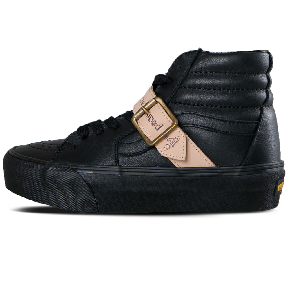 Load image into Gallery viewer, UA SK8-HI PLATFORM PS x Vivienne Westwood - INVINCIBLE