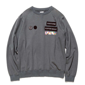 Load image into Gallery viewer, Wappen Crew Neck Sweat - INVINCIBLE