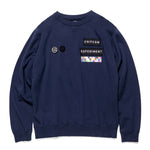 Wappen Crew Neck Sweat - INVINCIBLE