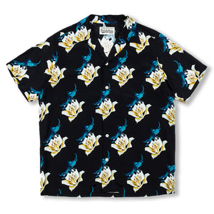 Load image into Gallery viewer, Flower Hawaiian Shirt x INVINCIBLE