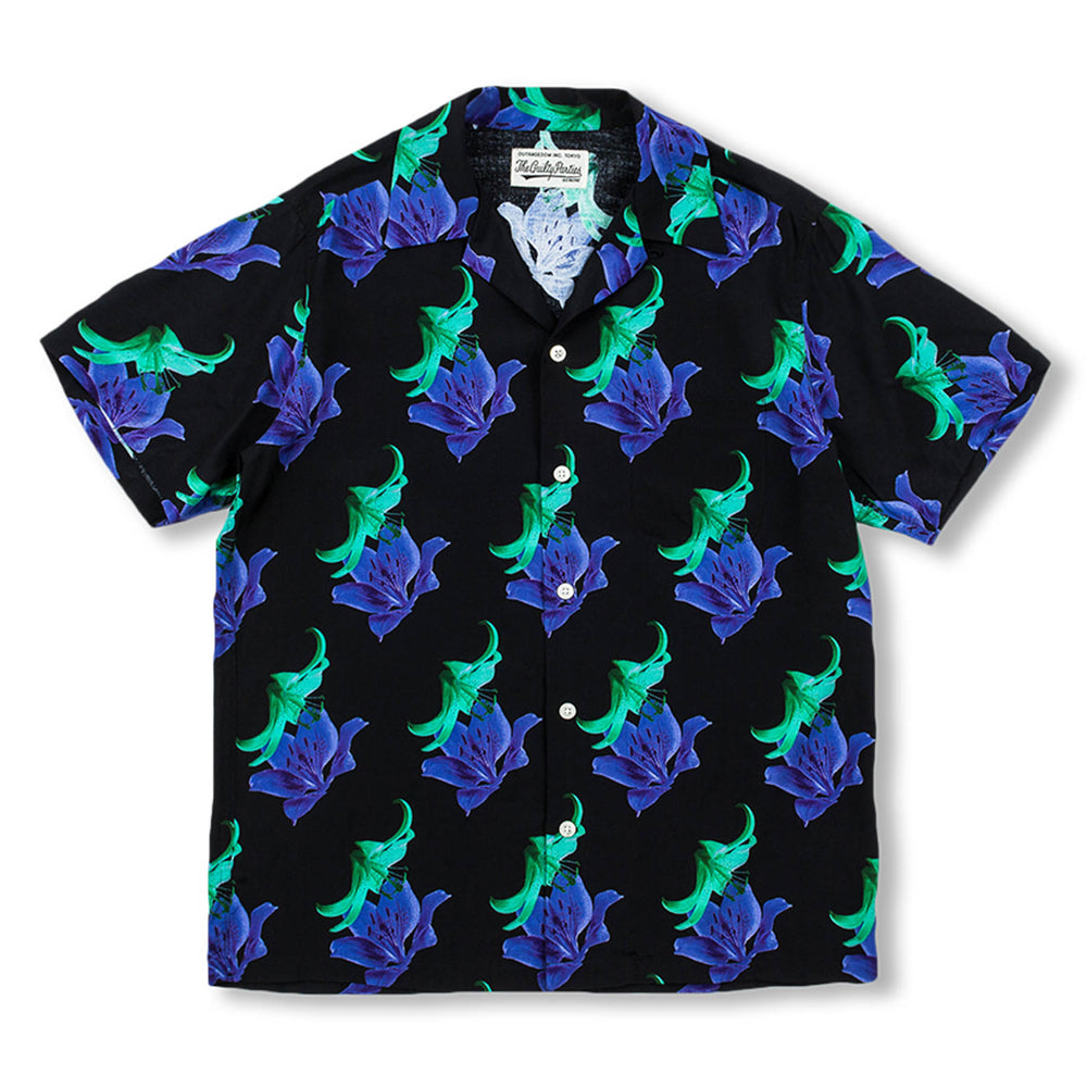 Flower Hawaiian Shirt x INVINCIBLE