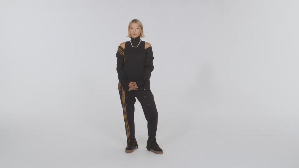 Load and play video in Gallery viewer, Ivy Park x adidas 3-Stripes Track Jacket (Gender Neutral)