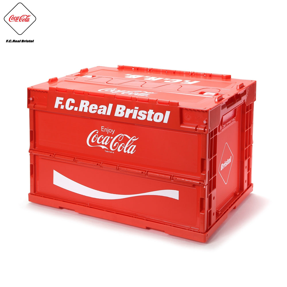 Coca-Cola Foldable Container