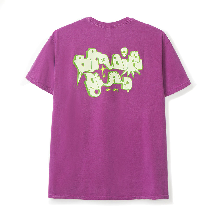 Load image into Gallery viewer, Graffiti Letter Short Sleeve T-shirt - INVINCIBLE