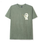 Graffiti Letter Short Sleeve T-shirt - INVINCIBLE