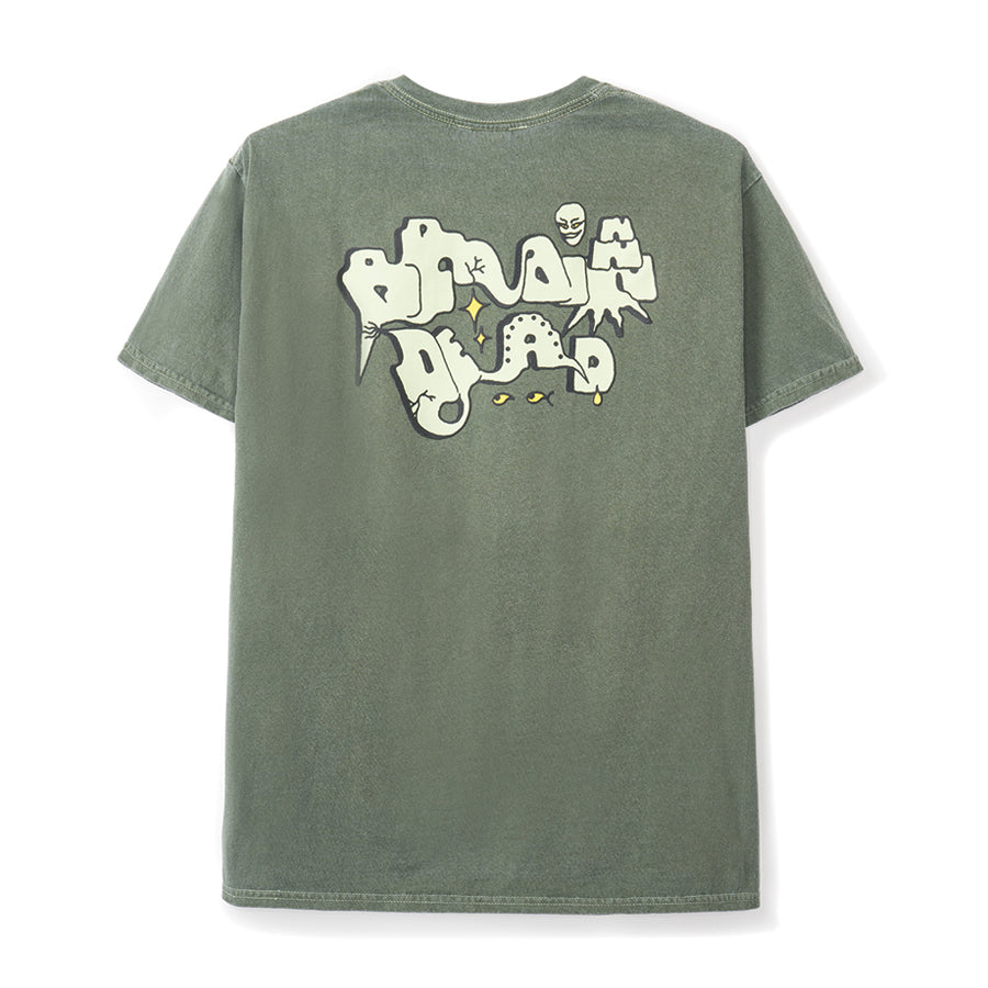 Graffiti Letter Short Sleeve T-shirt