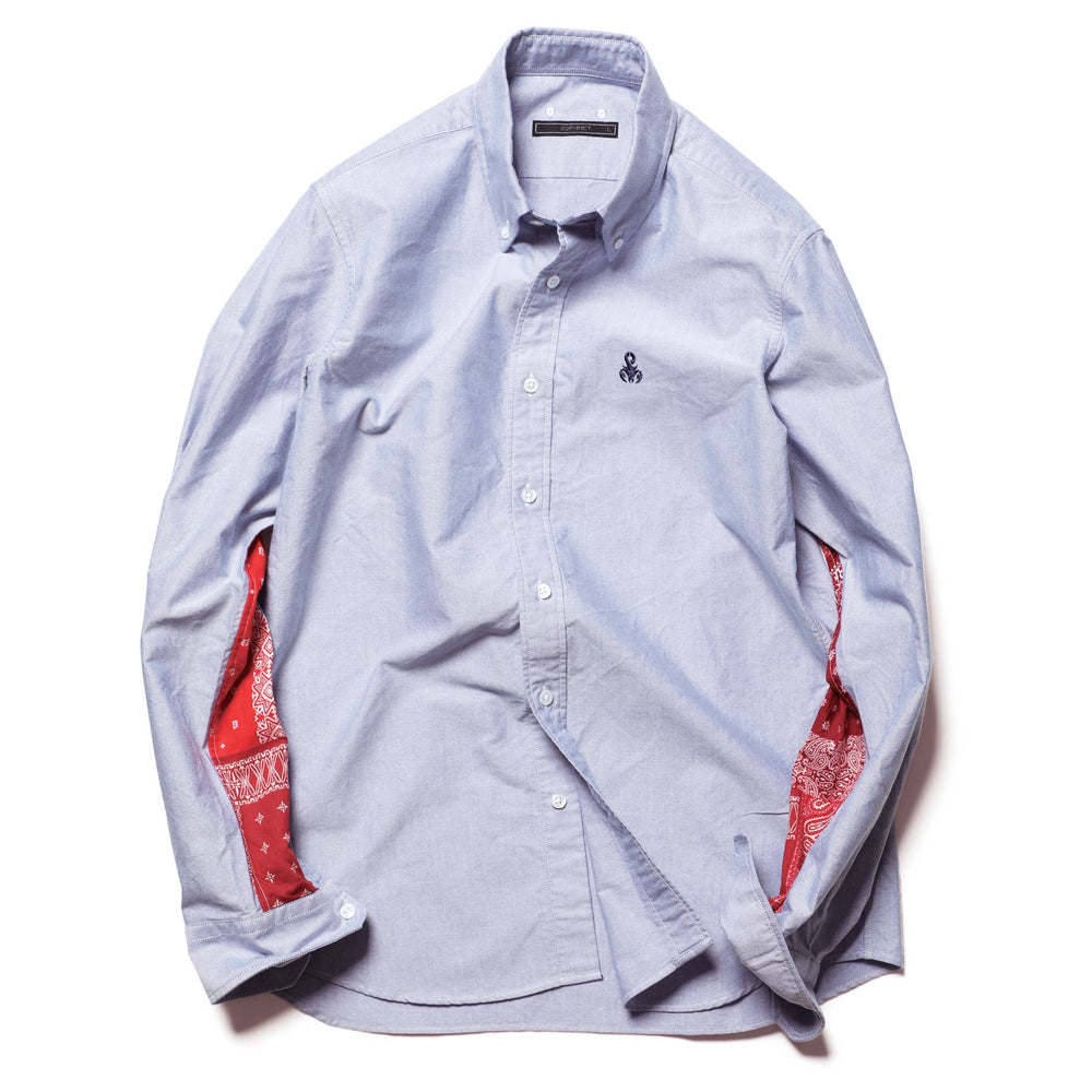 Sleeve Paneled BD Shirt
