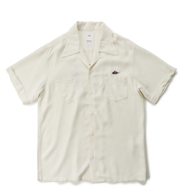 Irving Shirt S/S (SL Rayon) - INVINCIBLE