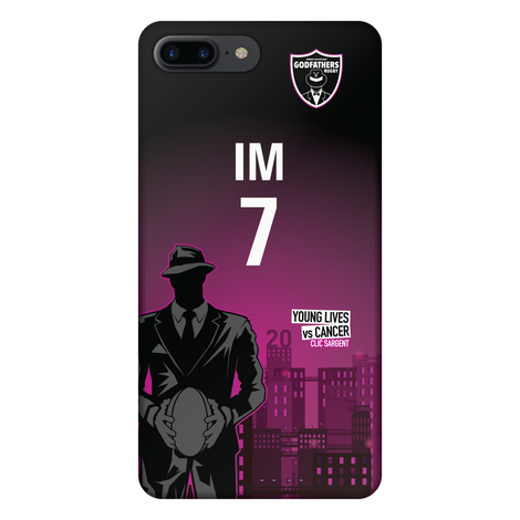 Godfathers iPhone 7-8 Plus Case Personalised