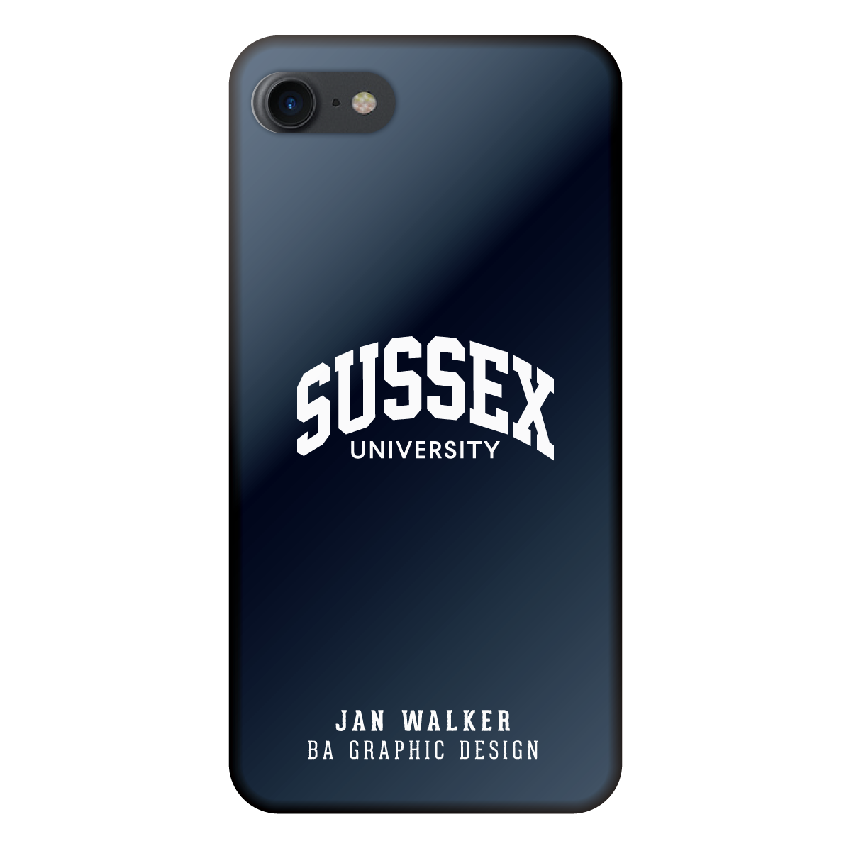 Personalised iPhone 7 Case