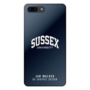 Personalised iPhone 8+ Case