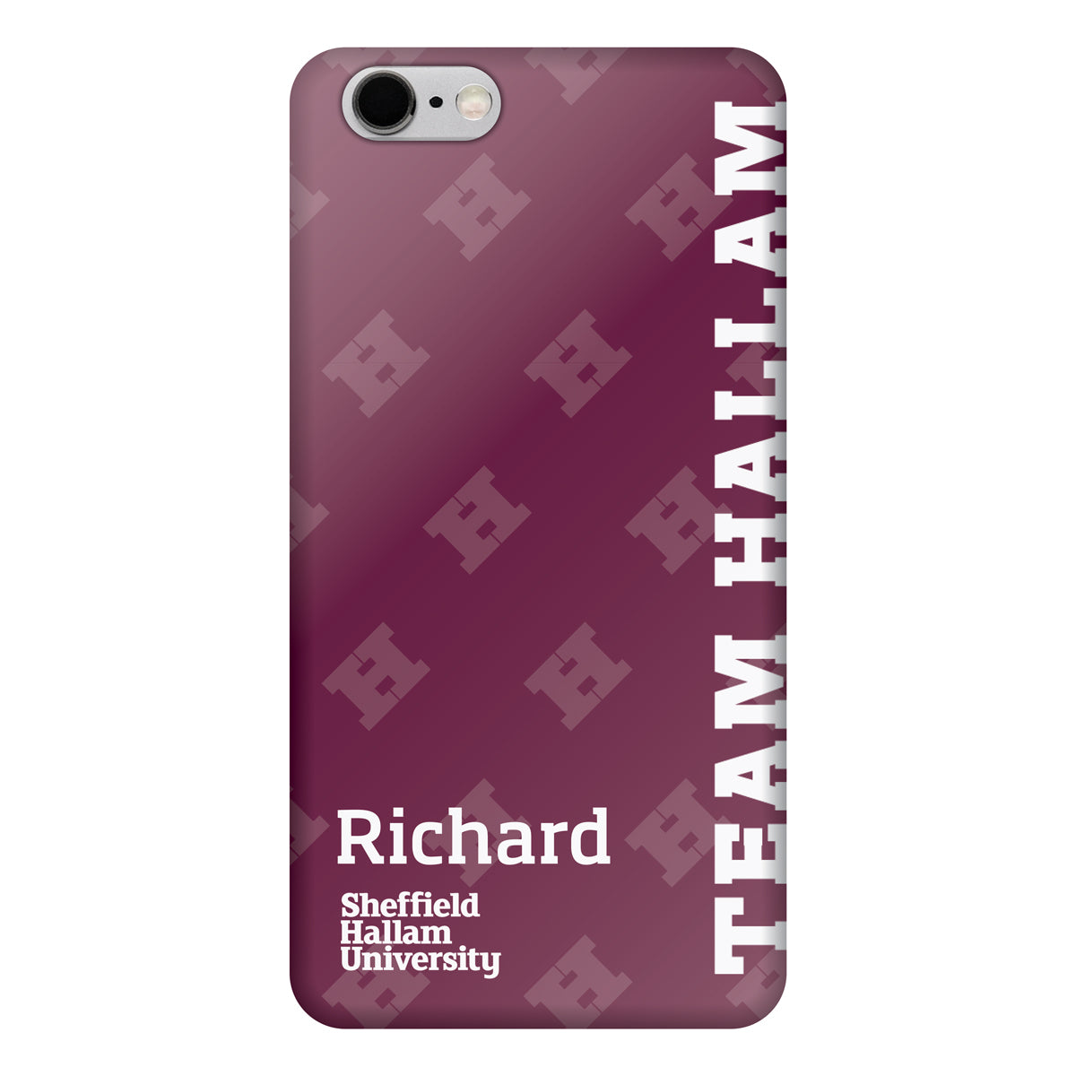 Team Hallam iPhone 7&8 Case