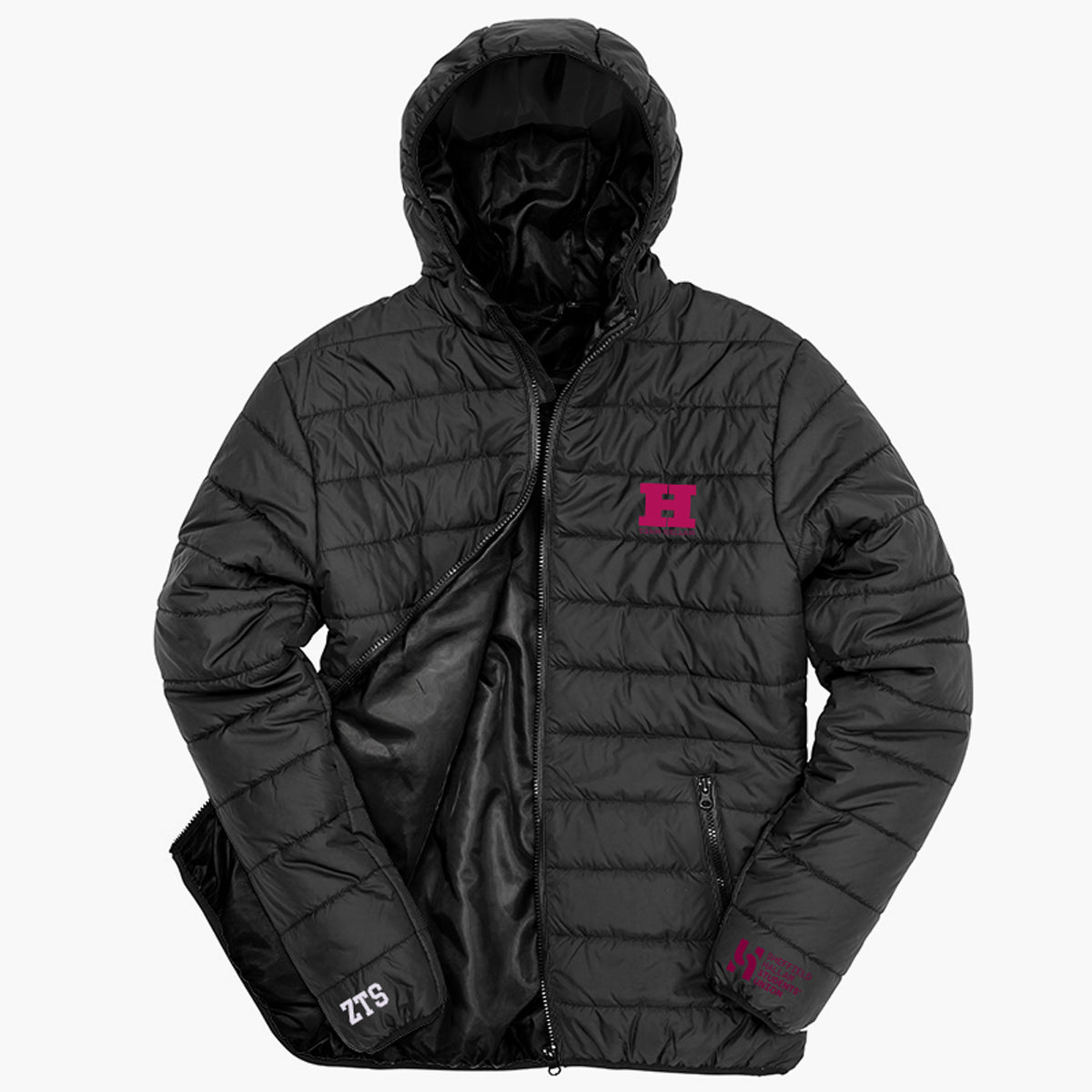 Team Hallam Padded Jacket