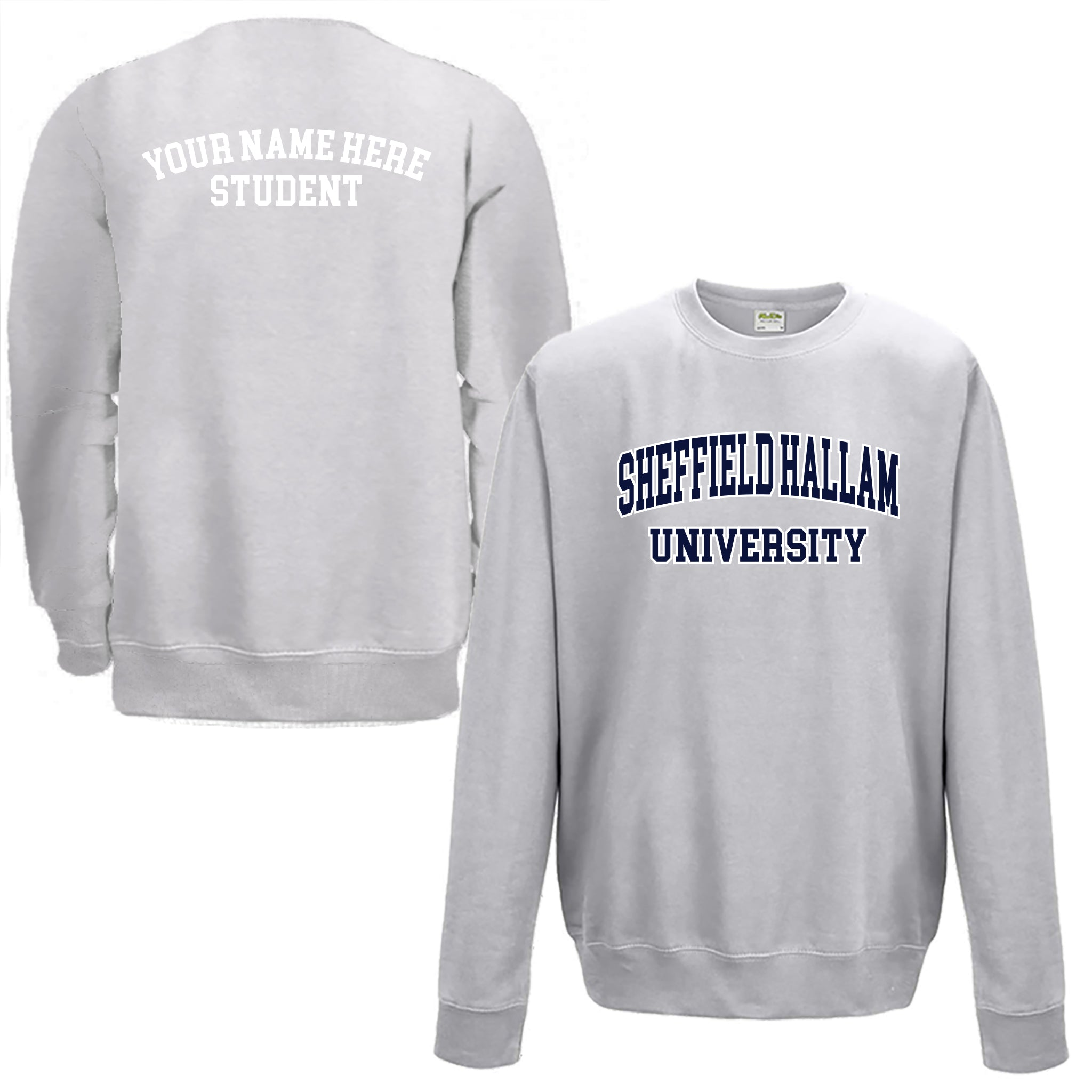 Personalised Society SHU Sweater