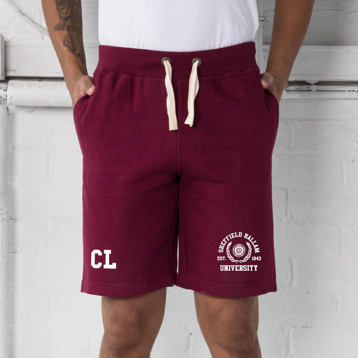 Personalised Campus Shorts