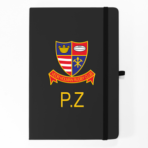 Personalised A5 note pad