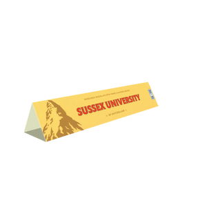 University of Sussex Toblerone