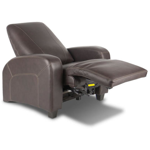Image of Signature series Lounger Style Luxurious recliner Milan home Theatre Seating