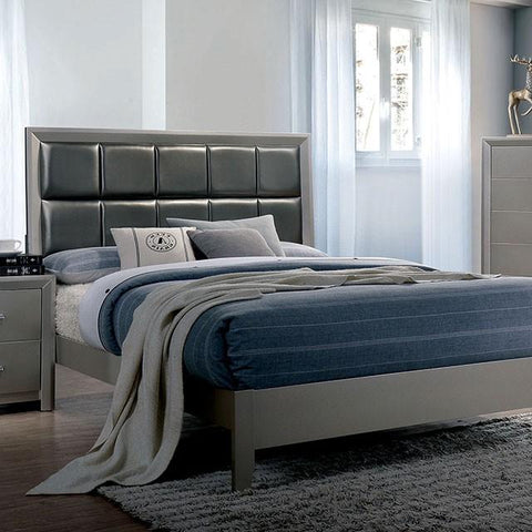 Abbot Contemporary Cal. King Bed