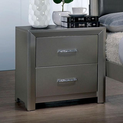 Abbot Contemporary Nightstand