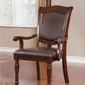 Alder Traditional Arm Chair (Set of 2)
