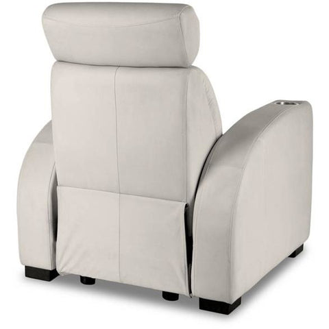 Image of Premium series ambassador lounger Style Luxurious motorized Leather recliner home Theater Seating