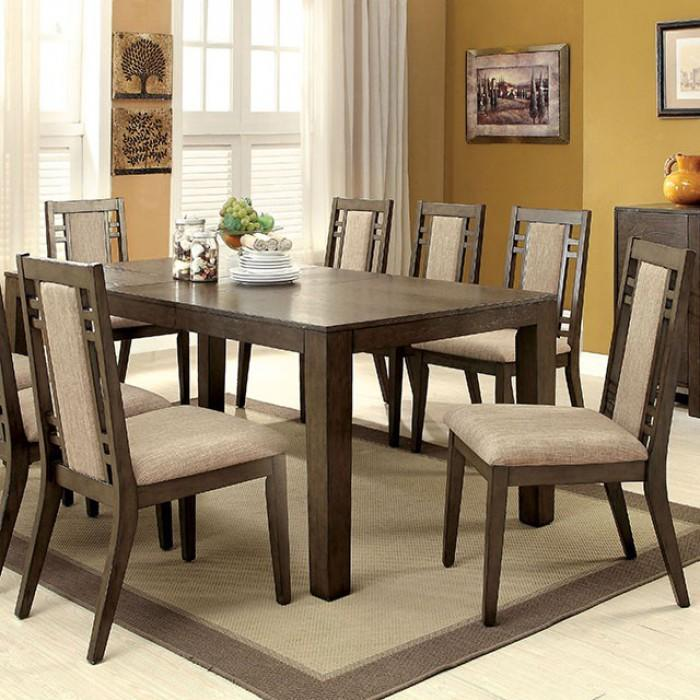Amelia Rustic Expandable Dining Table