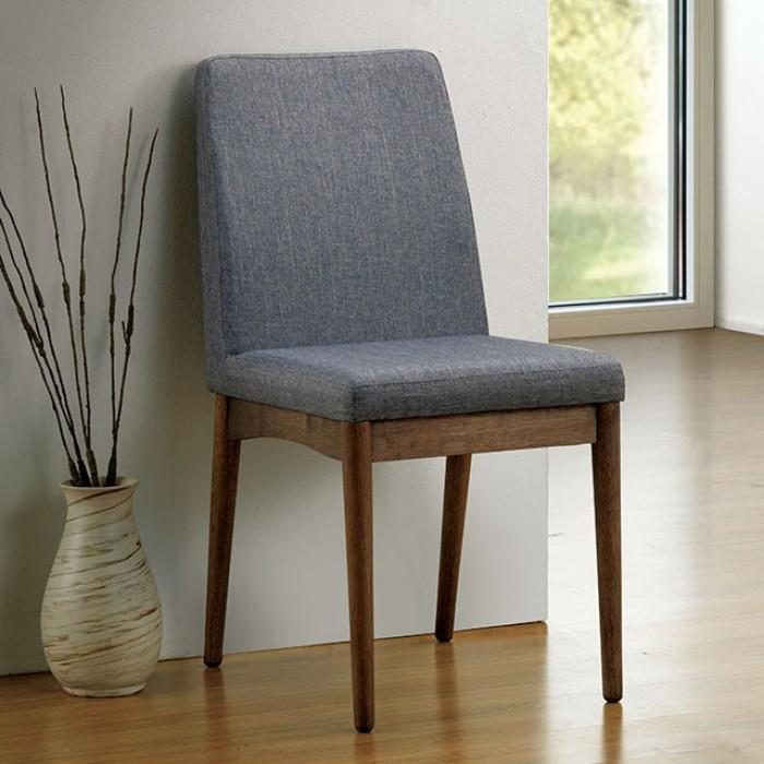 Ava Mid-Century Modern Dining Chair (Set of 2)