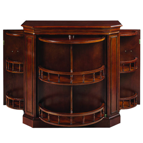Bar Cabinet W/ Spindle