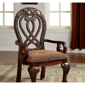 Beau Traditional Arm Chair