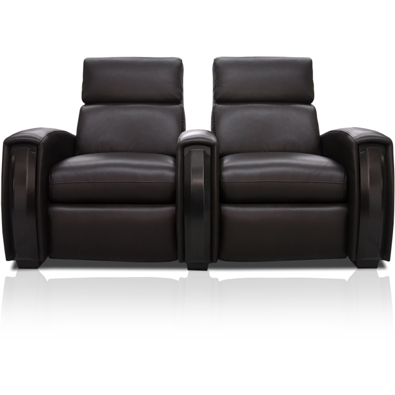 Signature Series 2 seat Loveseat Home Theater Seating