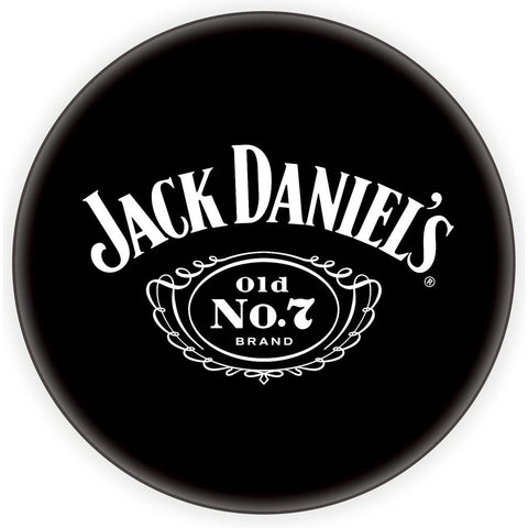 Image of Jack Daniel's® Bar Stool w/Backrest