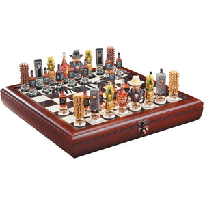 Jack Daniel's® Chess Set