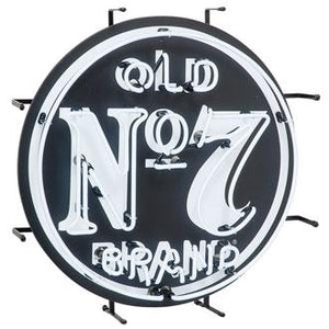 Jack Daniel's® Old No. 7 Neon Sign